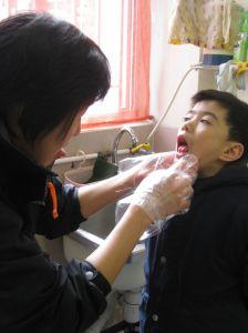 學童健康檢查  評估及記錄 - 身體檢查