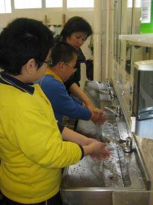 推動基層健康教育 - 自理訓練 (洗手)