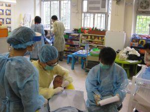 聯繫及統籌外界醫護服務 - 口腔健康狀況檢查 1
