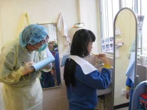 聯繫及統籌外界醫護服務 - 口腔健康狀況檢查 2