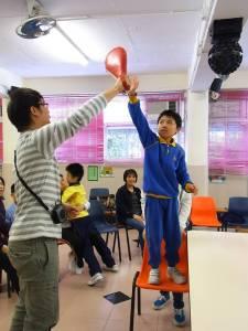 歷奇興趣課_提昇幼年自閉學生參與動機